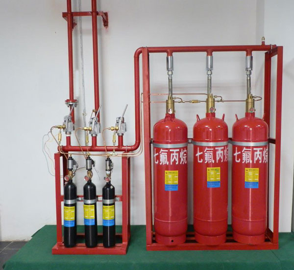 气体灭火剂3 - 大连消防网